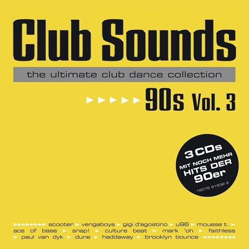 Club Sounds 90s Vol. 3