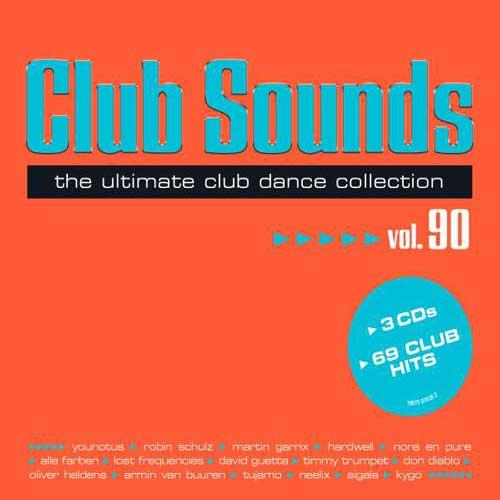 Club Sounds Vol. 90