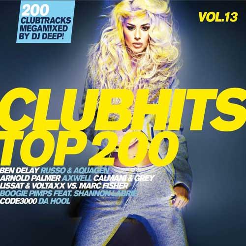 Clubhits Top 200 Vol. 13